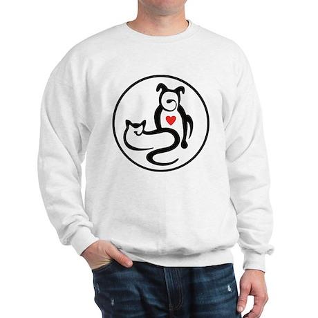 PP NEW logo_icon.jpg Sweatshirt