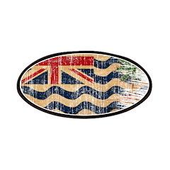 British Indian Ocean Territories Flag Patches