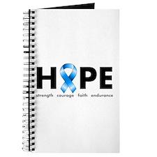 Blue Ribbon Hope Journal