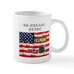 US MARINE- Mug