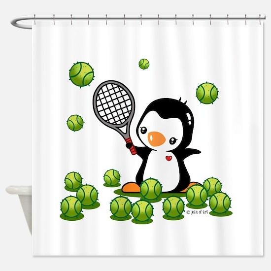 Tennis (22) Shower Curtain