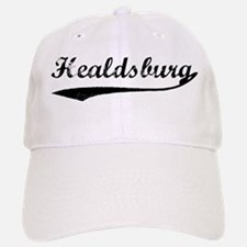 Healdsburg - Vintage Baseball Baseball Cap