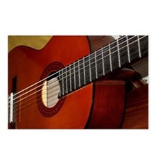 Classic Guitar Postcards (Package of 8)