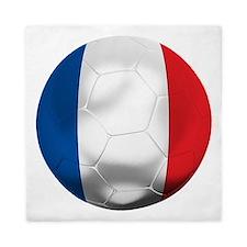 France Football Queen Duvet