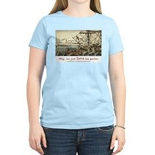 Cool American revolution T-Shirt
