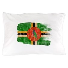 Dominica Flag Pillow Case