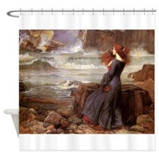 Miranda The Tempest Shower Curtain