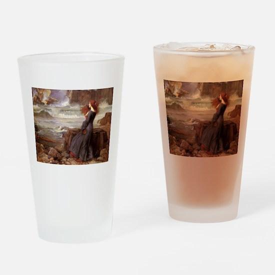 Miranda The Tempest Drinking Glass