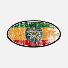Ethiopia Flag Patches