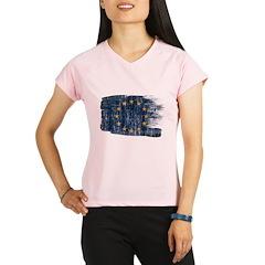 European Union Flag Performance Dry T-Shirt