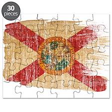 Florida Flag Puzzle