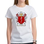 Van Alen Coat of Arms Women's T-Shirt