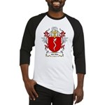 Van Alen Coat of Arms Baseball Jersey