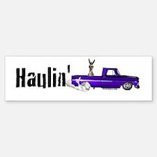 Haulin Ass Bumper Bumper Sticker
