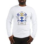 Van Aken Coat of Arms Long Sleeve T-Shirt