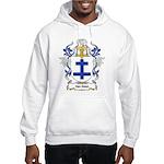 Van Aken Coat of Arms Hooded Sweatshirt