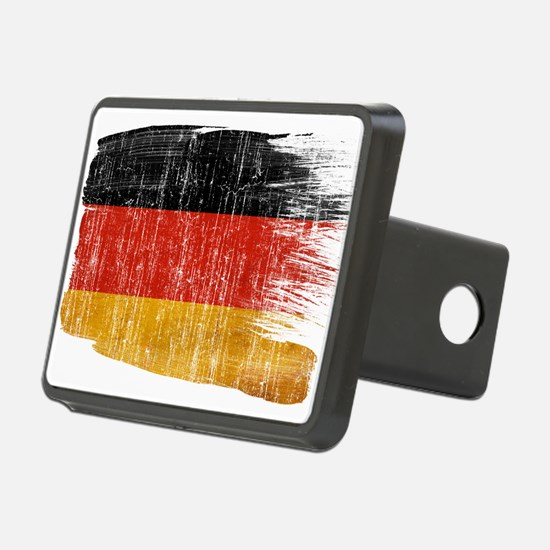 Germany Flag Hitch Cover