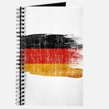 Germany Flag Journal