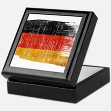 Germany Flag Keepsake Box