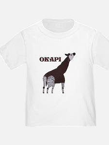 Okapi Painting T