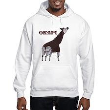 Okapi Painting Hoodie