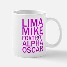 LMFAO-Purple Mug