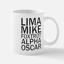 LMFAO-Black Mug