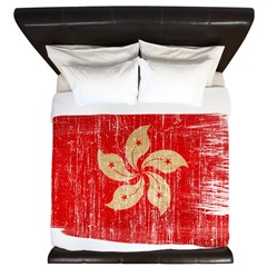 Hong Kongtex3-paint style aged copy.png King Duvet