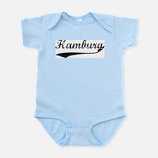 Hamburg - Vintage Infant Creeper