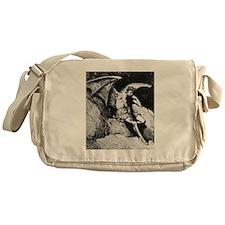 Lucifer Messenger Bag