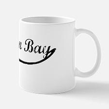 Half Moon Bay - Vintage Mug