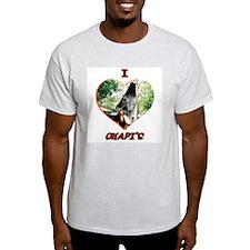 I Love Okapi's Ash Grey T-Shirt