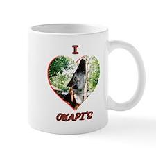 I Love Okapi's Mug