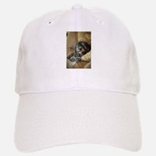 indoor dogs floppy ears Baseball Baseball Cap