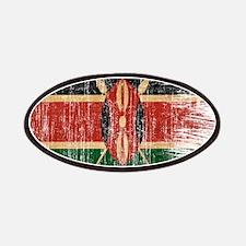 Kenya Flag Patches