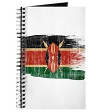 Kenya Flag Journal