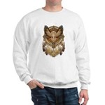 Native American Owl Mandala 1 Sweatshirt