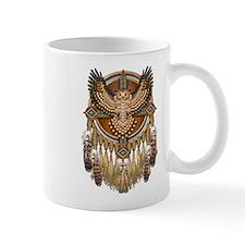 Native American Owl Mandala 1 Mug