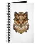 Native American Owl Mandala 1 Journal