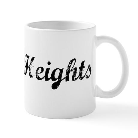 Bernal Heights - Vintage Mug