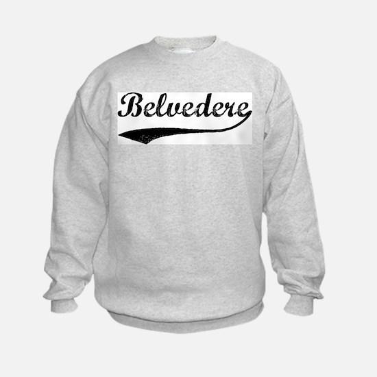 Belvedere - Vintage Sweatshirt