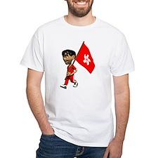 3D Hong Kong Shirt