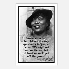 Hurston Mama Quote Postcards (Package of 8)