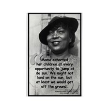 Hurston Mama Quote Rectangle Magnet (10 pack)