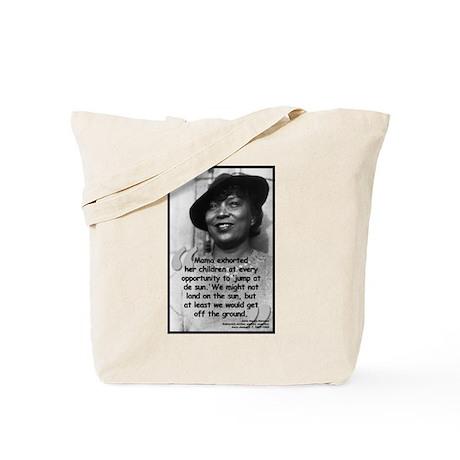 Hurston Mama Quote Tote Bag