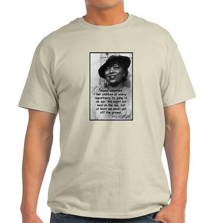 Hurston Mama Quote Light T-Shirt