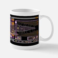 Nebula class MSD Mug