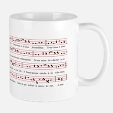 Ubi Caritas Small Mugs