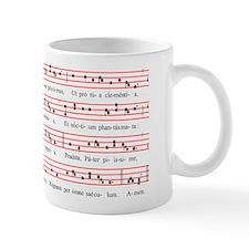 Te Lucis Ante Terminum (Mode 4 Solemn) Mug