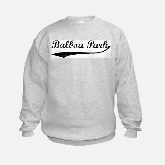 Balboa Park - Vintage Sweatshirt